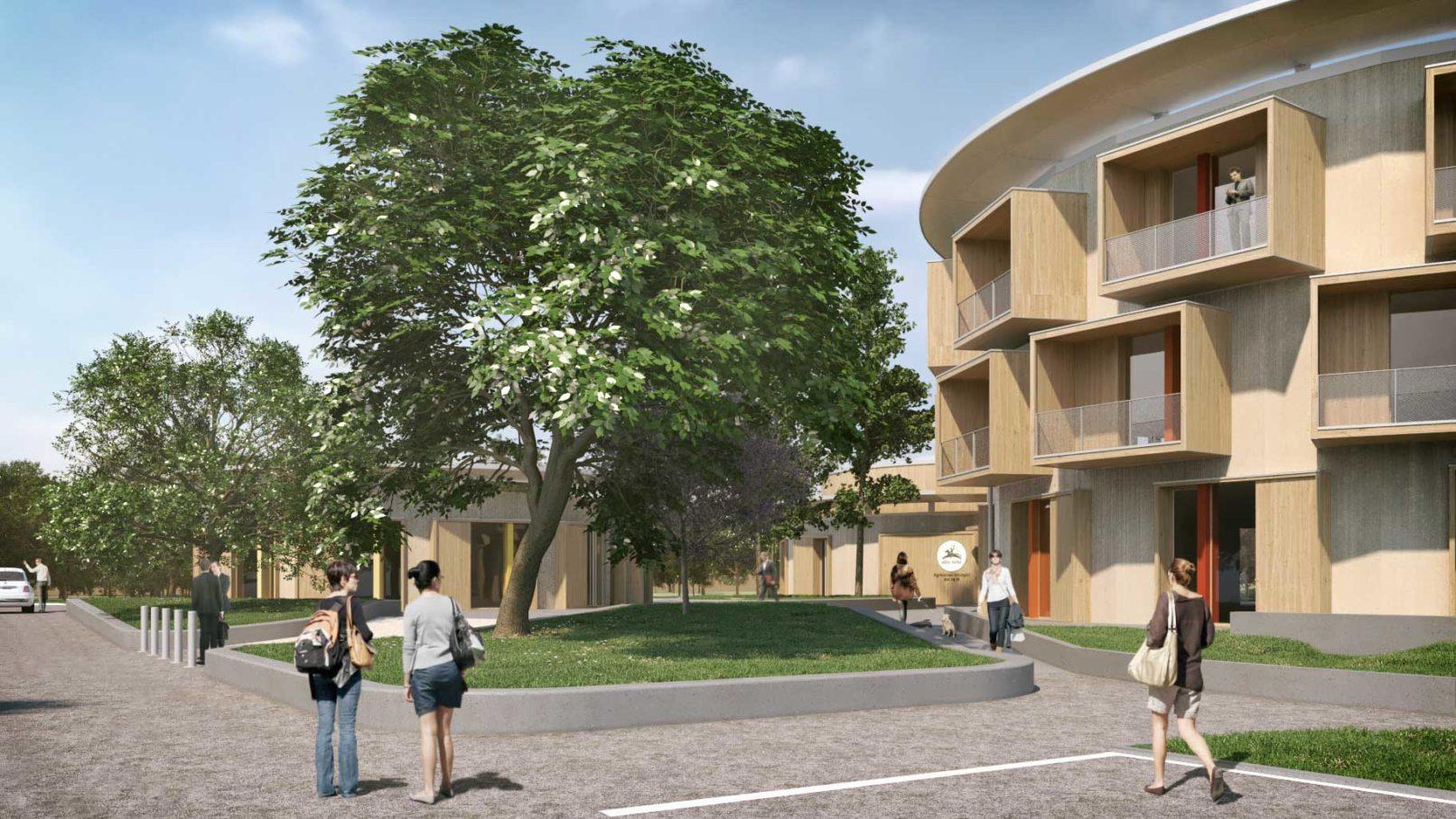 Alce Nero new headquarters in Bologna - TAMassociati